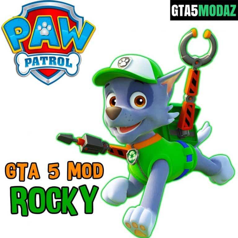 gta-5-mod-rocky-paw-patrol
