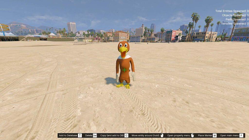 gta-5-mod-brown-bird-in-tom-jerry