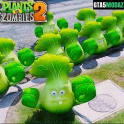 GTA 5 Mod Bonk Choy Plants