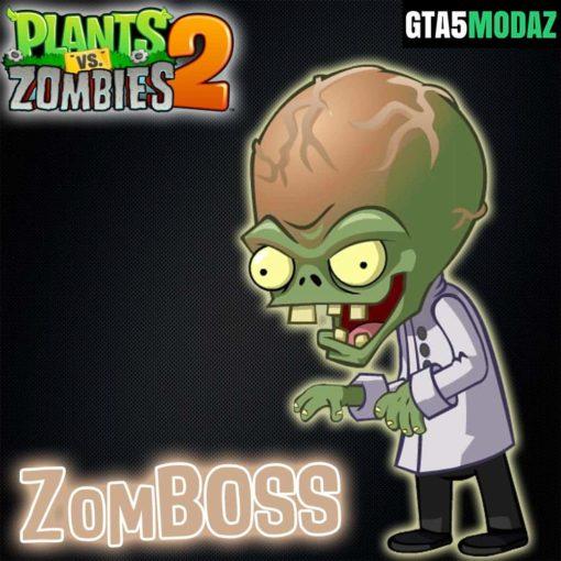 GTA 5 Mod ZomBOSS