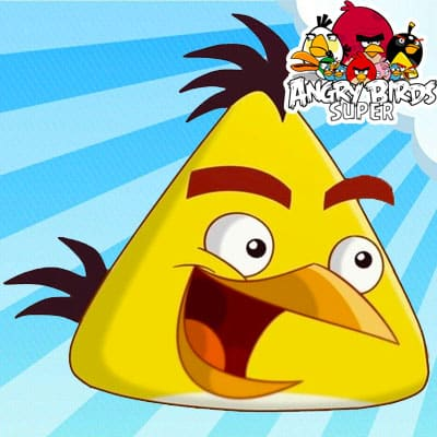 GTA 5 Mod Angry Bird Chuck