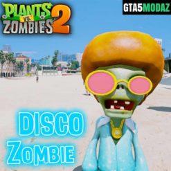 GTA 5 Mod Disco Zombie