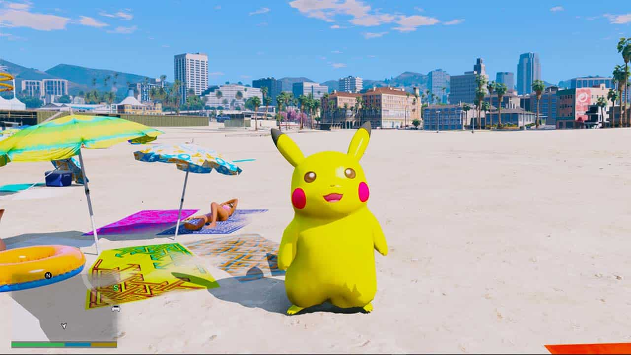 gta-5-mod-pikachu-pokemon