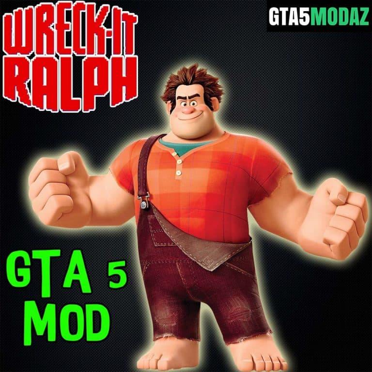gta-5-mod-wreck-it-ralph-car-included