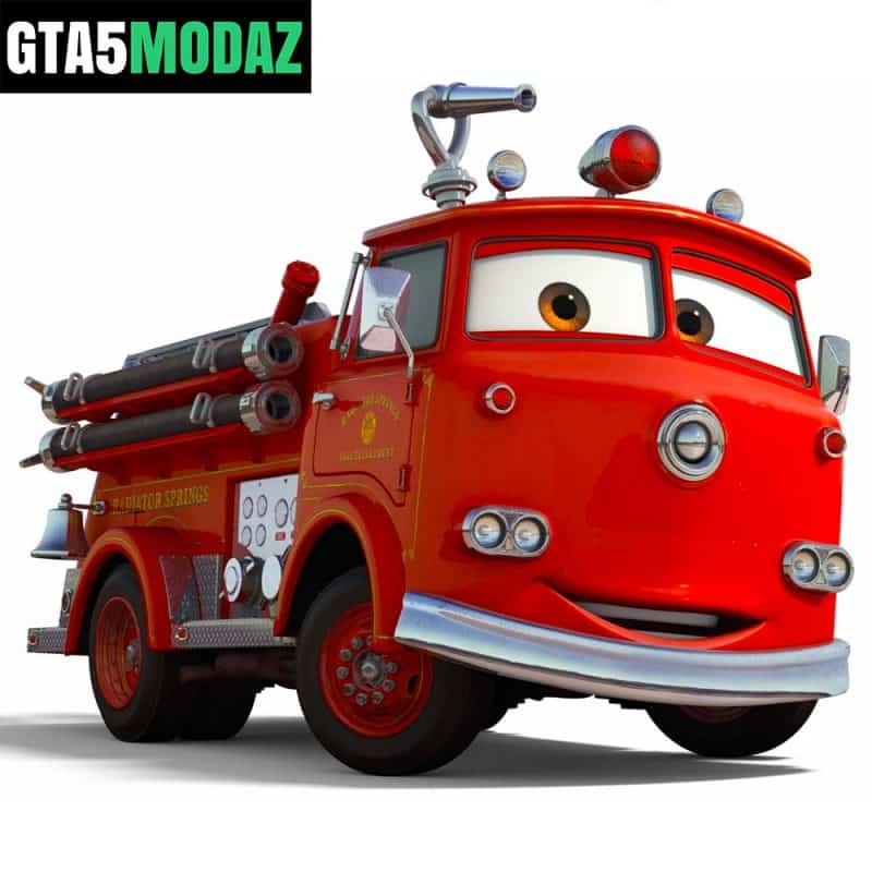 gta-5-mod-disney-cars-red