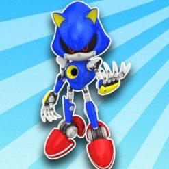 GTA 5 Mod Metal Sonic