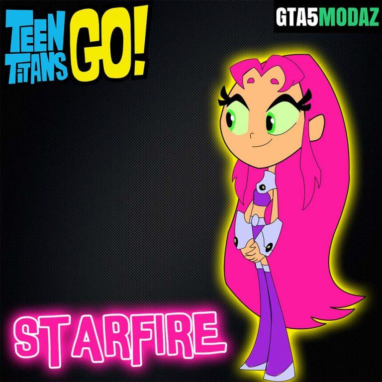 gta-5-mod-starfire-teens-titan-go
