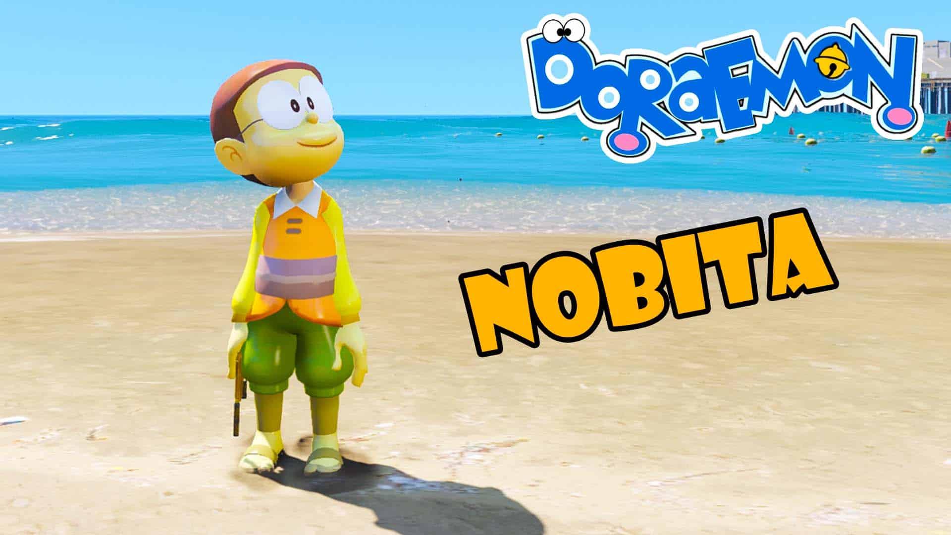 GTA 5 Mod Nobita Story Of Seasons