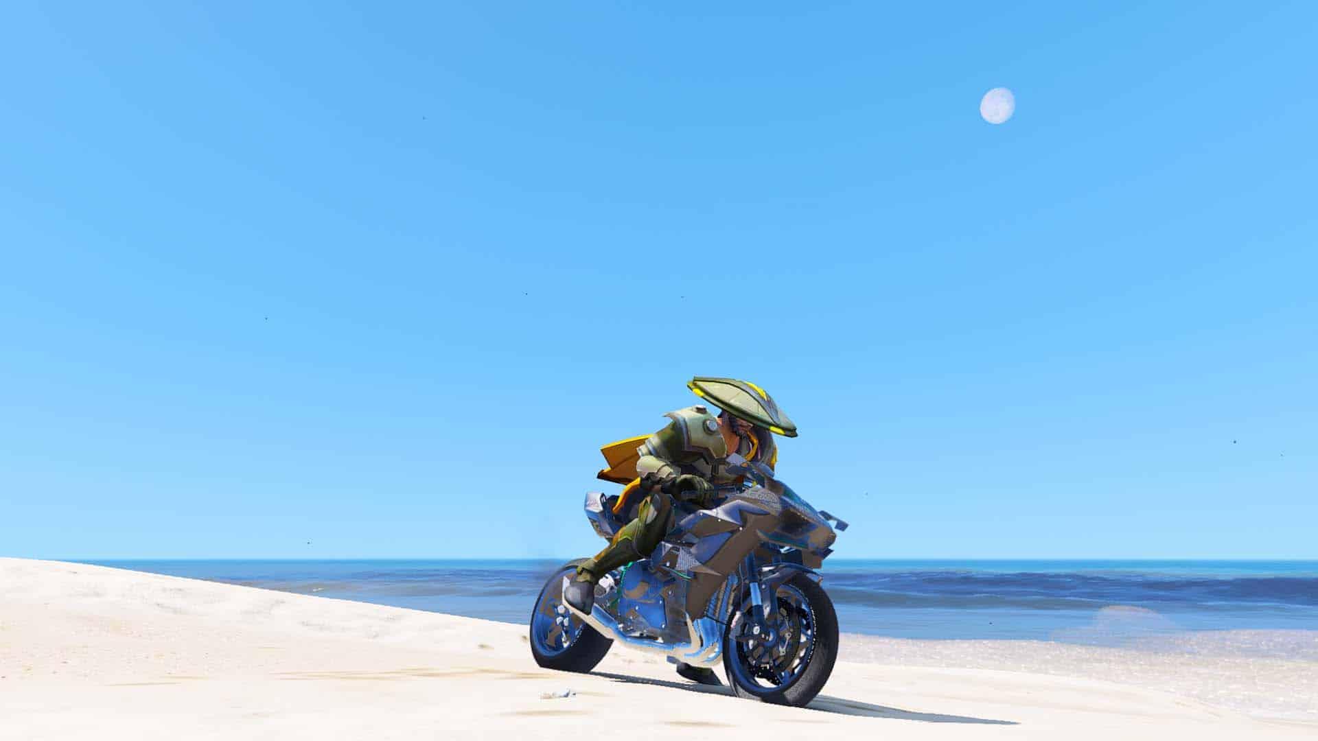 GTA 5 Mod Ryoma Original
