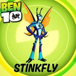 GTA 5 Mod Ben 10 Stinkfly