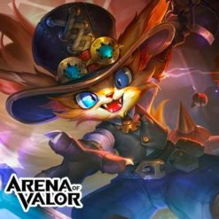 GTA 5 Mod Fennik Little Adventurer Arena of Valor