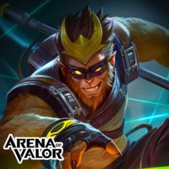 GTA 5 Mod Wukong Agent Arena of Valor