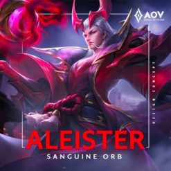 GTA 5 Mod Aleister Red Devil Arena of Valor