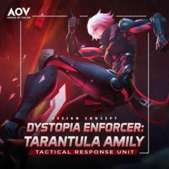 GTA 5 Mod Amily Dystopia Enforcer Tarantula Arena of Valor