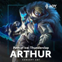 GTA 5 Mod Arthur Path of Ice Thunerclap Arena of Valor