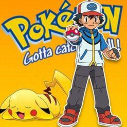 GTA 5 Mod Pokemon Ash Ketchum