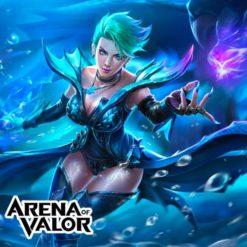 GTA 5 Mod Natalya Azure Arena of Valor