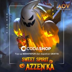 GTA 5 Mod Azzen'ka Sweet Spirit Arena of Valor