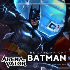 GTA 5 Mod Batman Original Arena of Valor