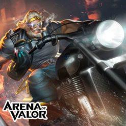 GTA 5 Mod Astrid Biker Arena of Valor