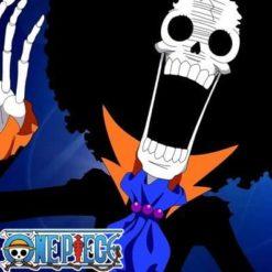 GTA 5 Mod Brook One Piece