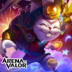 GTA 5 Mod Slimz Lunar Bunny Arena of Valor