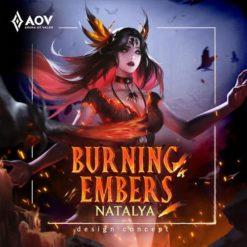 GTA 5 Mod Natalya Burning Embers Arena of Valor