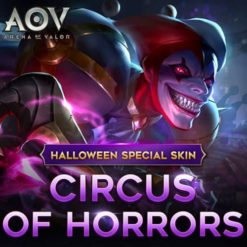 GTA 5 Mod Mganga Fright Cirus Arena of Valor
