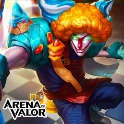 GTA 5 Mod Mganga Murder Clown Arena of Valor