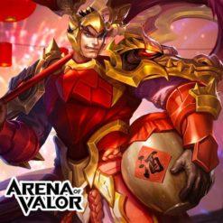 GTA 5 Mod Lubu Crimson Arena of Valor