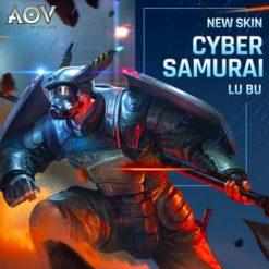 GTA 5 Mod Lubu Cyber Samurai Arena of Valor
