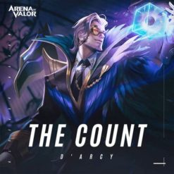 GTA 5 Mod Darci The Count Arena of Valor