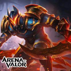 GTA 5 Mod Nakroth Demonic Arena of Valor