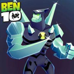 GTA 5 Mod Ben 10 Diamondhead