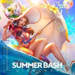 GTA 5 Mod Diaochan Summer Bash Arena of Valor