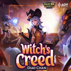 GTA 5 Mod Diaochan Witch's Creed Arena of Valor
