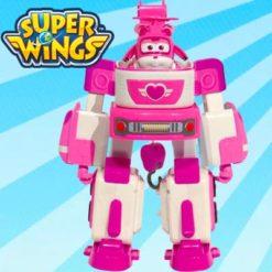 GTA 5 Mod Super Wings Dizzy Transformer
