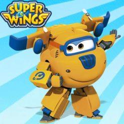 GTA 5 Mod Donnie Super Wings