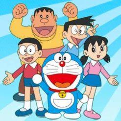 GTA 5 Mod Doraemon Full Pack