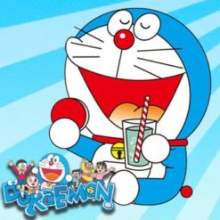 GTA 5 Mod Doraemon