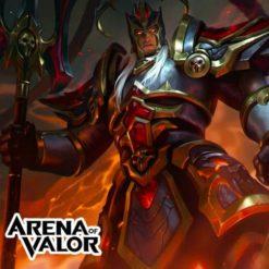 GTA 5 Mod Lubu Dread Knight Arena of Valor