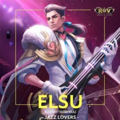 GTA 5 Mod Elsu Jazz Lovers Arena of Valor