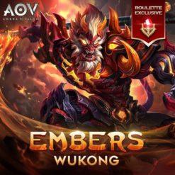 GTA 5 Mod Wukong Embers Arena of Valor