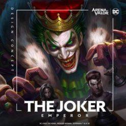GTA 5 Mod Joker The Emperor Arena of Valor