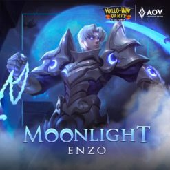 GTA 5 Mod Enzo Moonlight Arena of Valor