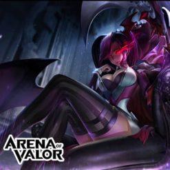 GTA 5 Mod Mina Fatal Scythe Arena of Valor
