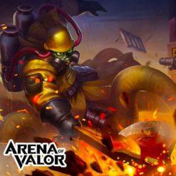 GTA 5 Mod Cresht Firefighter Arena of Valor