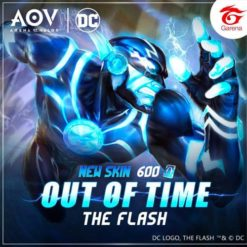 GTA 5 Mod The Flash Out of Time Arena of Valor