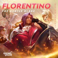 GTA 5 Mod Florentino Original Arena of Valor