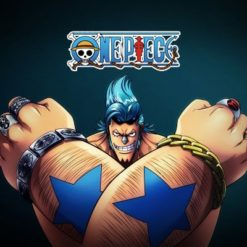 GTA 5 Mod Franky One Piece